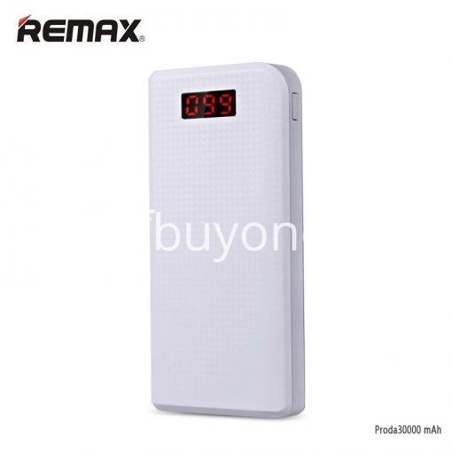 original remax proda power bank 30000 mah mobile phone accessories special best offer buy one lk sri lanka 29128 510x510 - Original Remax Proda Power Bank 30000 mAh