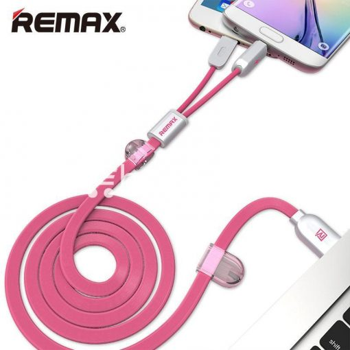 remax micro usb cable to lighting gemini transfer for android iphone 6 5s charge at same time mobile store special best offer buy one lk sri lanka 28167 510x510 - Remax Micro USB Cable to Lighting Gemini Transfer For Android iPhone 6 5S Charge At Same Time