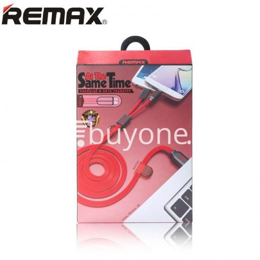 remax micro usb cable to lighting gemini transfer for android iphone 6 5s charge at same time mobile store special best offer buy one lk sri lanka 28169 510x510 - Remax Micro USB Cable to Lighting Gemini Transfer For Android iPhone 6 5S Charge At Same Time