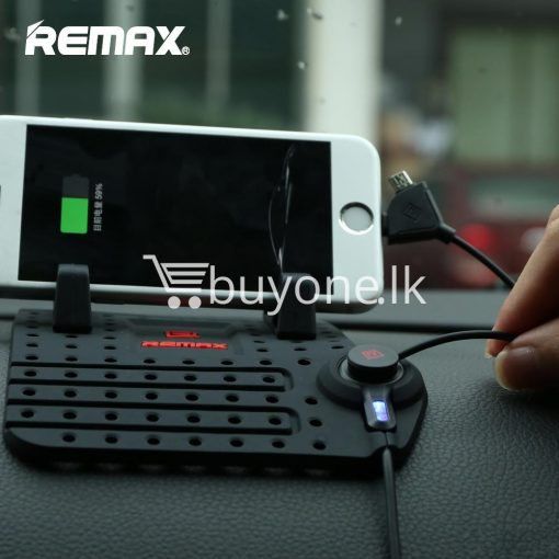 remax universal car holder with 2 in 1 charging output mobile phone accessories special best offer buy one lk sri lanka 18294 510x510 - Remax Universal Car Holder with 2 in 1 Charging Output