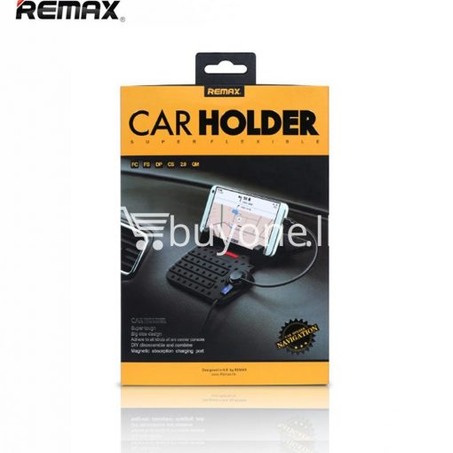 remax universal car holder with 2 in 1 charging output mobile phone accessories special best offer buy one lk sri lanka 18295 510x510 - Remax Universal Car Holder with 2 in 1 Charging Output
