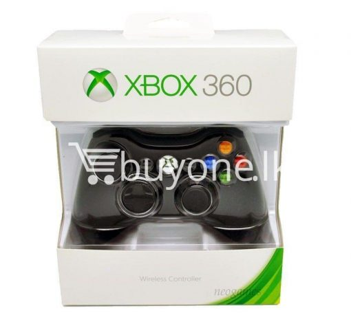 xbox 360 wireless controller joystick computer accessories special best offer buy one lk sri lanka 92263 510x471 - XBOX 360 Wireless Controller Joystick