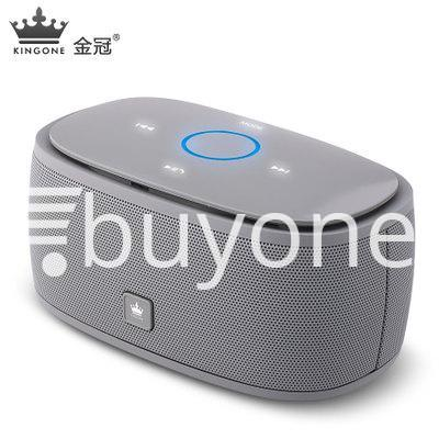 100 genuine kingone super bass portable wireless speaker touch friendly with iron box mobile phone accessories special best offer buy one lk sri lanka 85281 1 - 100% Genuine Kingone Super Bass Portable Wireless Speaker Touch Friendly with Iron Box