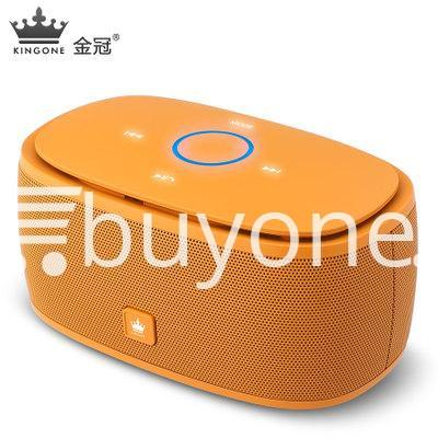 100 genuine kingone super bass portable wireless speaker touch friendly with iron box mobile phone accessories special best offer buy one lk sri lanka 85283 - 100% Genuine Kingone Super Bass Portable Wireless Speaker Touch Friendly with Iron Box
