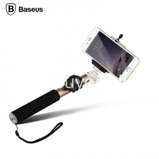 baseus stable series handheld extendable selfie stick with selfie remote mobile store special best offer buy one lk sri lanka 46182 510x510 - Baseus Stable Series Handheld Extendable Selfie Stick with Selfie Remote