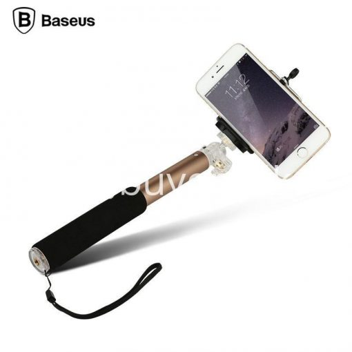 baseus stable series handheld extendable selfie stick with selfie remote mobile store special best offer buy one lk sri lanka 46183 510x510 - Baseus Stable Series Handheld Extendable Selfie Stick with Selfie Remote
