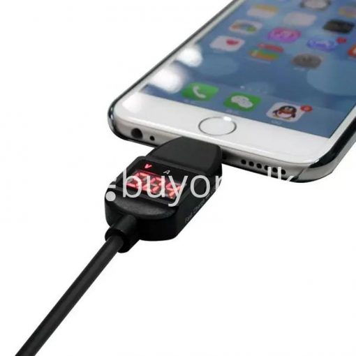 fast charging cable with smart voltage current led display for iphone ipad mobile phone accessories special best offer buy one lk sri lanka 83972 510x510 - Fast Charging Cable with Smart Voltage Current LED Display For iPhone iPad