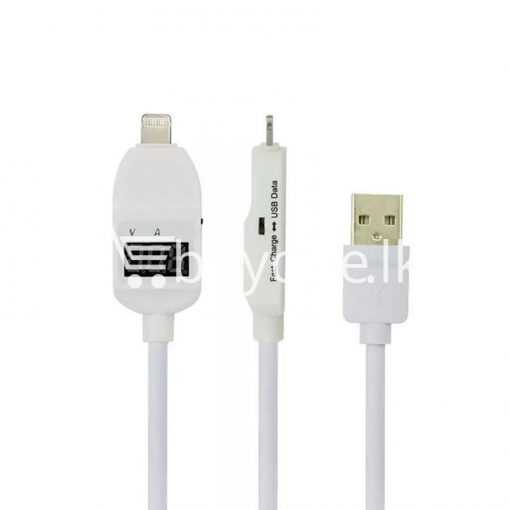 fast charging cable with smart voltage current led display for iphone ipad mobile phone accessories special best offer buy one lk sri lanka 83975 510x510 - Fast Charging Cable with Smart Voltage Current LED Display For iPhone iPad