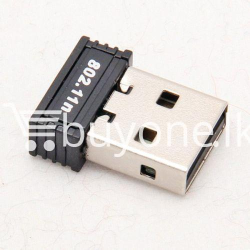 high speed wireless wifi adapter 150mbps dongle computer store special best offer buy one lk sri lanka 64007 - High Speed Wireless WiFi adapter 150Mbps Dongle