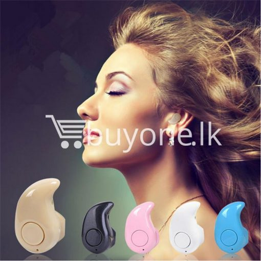 mini wireless bluetooth headset ultra small earphone with microphone mobile phone accessories special best offer buy one lk sri lanka 32344 510x509 - Mini Wireless Bluetooth Headset Ultra small Earphone with Microphone