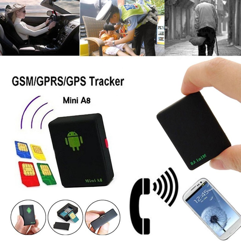 Best Deal   Mini Realtime GSM/GPRS/GPS Tracker Device Locator For ...