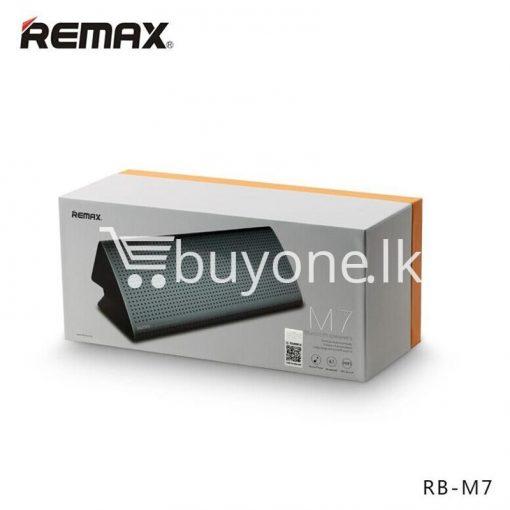 new original remax bluetooth aluminum alloy metal speaker computer accessories special best offer buy one lk sri lanka 56963 510x510 - New Original Remax Bluetooth Aluminum Alloy Metal Speaker