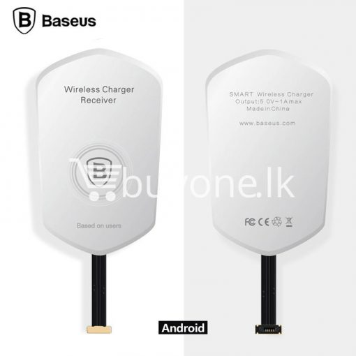 original baseus qi wireless charger charging receiver for iphone android mobile phone accessories special best offer buy one lk sri lanka 72711 510x510 - Original Baseus QI Wireless Charger Charging Receiver For iPhone Android