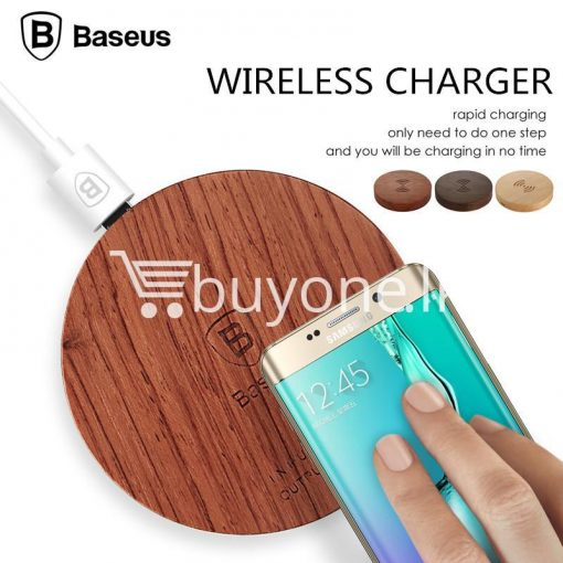 original baseus qi wireless charger for samsung iphone htc mi mobile phone accessories special best offer buy one lk sri lanka 73727 510x510 - Original Baseus Qi Wireless Charger for Samsung iPhone HTC Mi