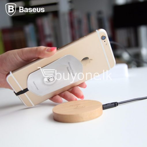 original baseus qi wireless charger for samsung iphone htc mi mobile phone accessories special best offer buy one lk sri lanka 73731 510x510 - Original Baseus Qi Wireless Charger for Samsung iPhone HTC Mi