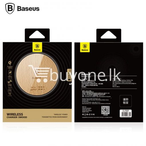 original baseus qi wireless charger for samsung iphone htc mi mobile phone accessories special best offer buy one lk sri lanka 73734 510x510 - Original Baseus Qi Wireless Charger for Samsung iPhone HTC Mi