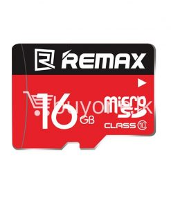 original remax 16gb memory card micro sd card class 10 mobile phone accessories special best offer buy one lk sri lanka 58964 247x296 - Original Remax 16GB Memory Card Micro SD Card Class 10