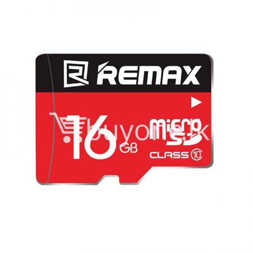 original remax 16gb memory card micro sd card class 10 mobile phone accessories special best offer buy one lk sri lanka 58964 510x510 - Original Remax 16GB Memory Card Micro SD Card Class 10
