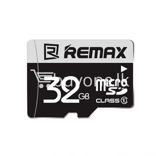 original remax 32gb memory card micro sd card class 10 mobile phone accessories special best offer buy one lk sri lanka 60940 510x510 - Original Remax 32GB Memory Card Micro SD Card Class 10