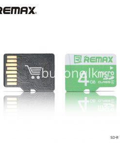 original remax 4gb memory card micro sd card class 6 mobile store special best offer buy one lk sri lanka 59612 247x296 - Original Remax 4GB Memory Card Micro SD Card Class 6