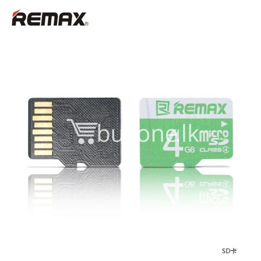 original remax 4gb memory card micro sd card class 6 mobile store special best offer buy one lk sri lanka 59612 510x510 - Original Remax 4GB Memory Card Micro SD Card Class 6