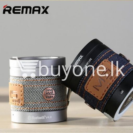 original remax m5 portable mini wireless bluetooth speaker mobile phone accessories special best offer buy one lk sri lanka 01173 510x509 - Original REMAX M5 Portable Mini Wireless Bluetooth Speaker