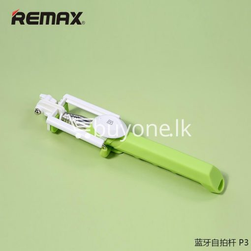 original remax p3 bluetooth selfie stick mobile phone accessories special best offer buy one lk sri lanka 56399 510x510 - Original REMAX P3 Bluetooth Selfie Stick