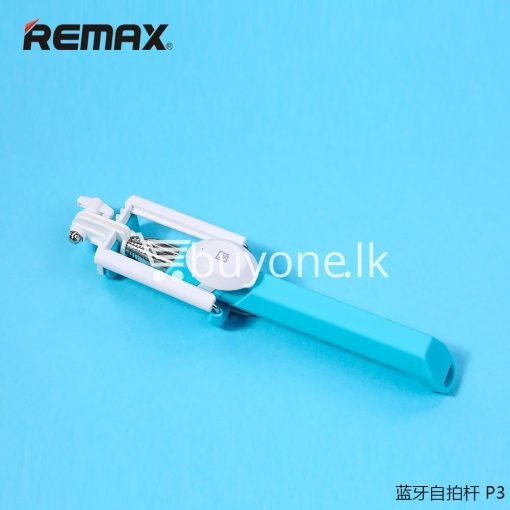 original remax p3 bluetooth selfie stick mobile phone accessories special best offer buy one lk sri lanka 56401 510x510 - Original REMAX P3 Bluetooth Selfie Stick