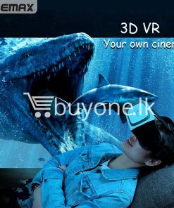 original remax vr box vr rt v01 virtual reality 3d glasses mobile phone accessories special best offer buy one lk sri lanka 11092 247x296 - Original Remax VR BOX  VR RT-V01 Virtual Reality 3D Glasses