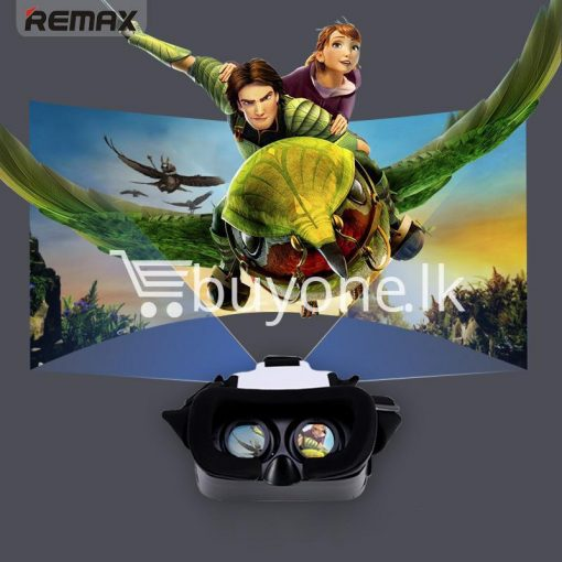 original remax vr box vr rt v01 virtual reality 3d glasses mobile phone accessories special best offer buy one lk sri lanka 11094 510x510 - Original Remax VR BOX  VR RT-V01 Virtual Reality 3D Glasses