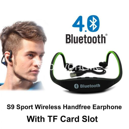 original s9 wireless sport headphones bluetooth 4.0 mobile store special best offer buy one lk sri lanka 77675 510x510 - Original S9 Wireless Sport Headphones Bluetooth 4.0
