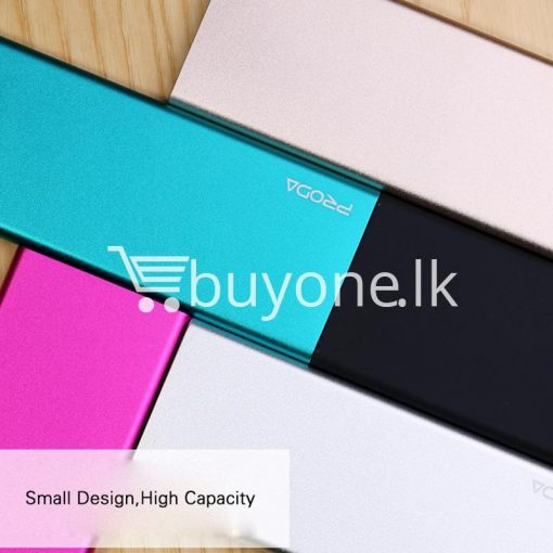 remax ultra slim power bank 8000 mah portable charger for iphone samsung htc lg mobile phone accessories special best offer buy one lk sri lanka 73709 510x510 - REMAX Ultra Slim Power Bank 8000 mAh Portable Charger For iPhone Samsung HTC LG