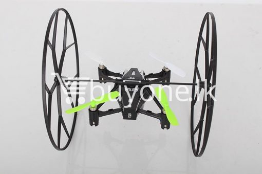 sky roller 2.4g quadcopter aerocraft remote control drone baby care toys special best offer buy one lk sri lanka 53916 510x340 - Sky Roller 2.4G Quadcopter Aerocraft Remote Control Drone