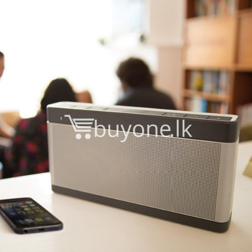 soundlink iii bluetooth speaker with dual bass hifi home theatre 3d surround smart speaker mobile phone accessories special best offer buy one lk sri lanka 84506 510x510 - SoundLink III Bluetooth speaker with Dual Bass HIFI Home Theatre 3D Surround Smart Speaker