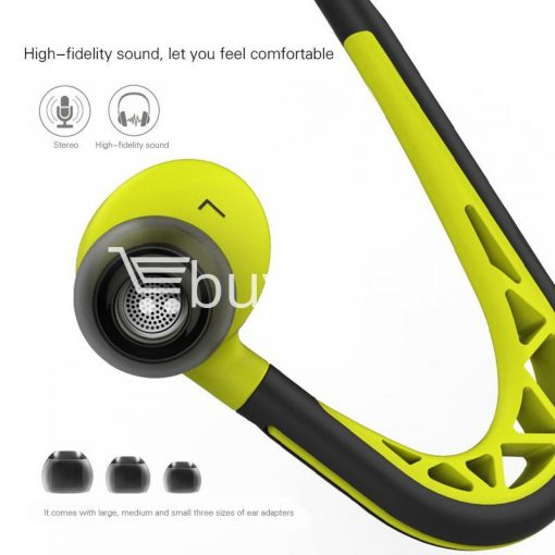 stylish remax in ear sports sweat proof neckband earphones mobile phone accessories special best offer buy one lk sri lanka 86291 510x510 - Stylish REMAX In-Ear Sports Sweat-proof Neckband Earphones