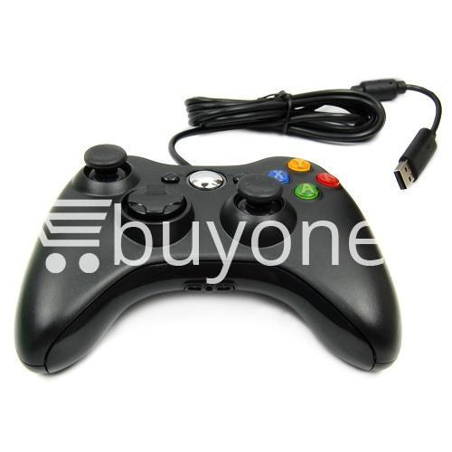 xbox 360 wired controller joystick computer accessories special best offer buy one lk sri lanka 91419 - XBOX 360 Wired Controller Joystick