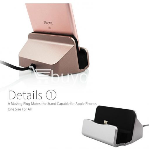 3 in 1 functions chargersyncholder usb charger stand charging dock for iphone mobile phone accessories special best offer buy one lk sri lanka 36151 510x510 - 3 in 1 Functions Charger+Sync+Holder USB Charger Stand Charging Dock For iPhone