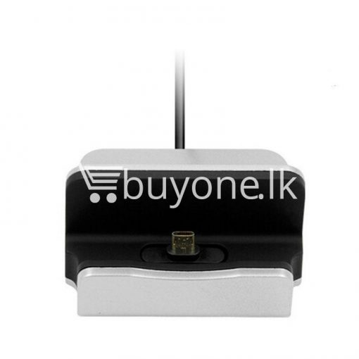 micro usb data sync desktop charging dock station for samsung htc galaxy oneplus nokia more mobile phone accessories special best offer buy one lk sri lanka 36663 510x510 - Micro USB Data Sync Desktop Charging Dock Station For Samsung HTC Galaxy OnePlus Nokia More