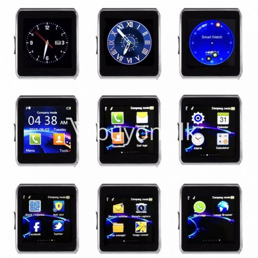 original bluetooth smart watch all in one for apple samsung htc huawei lg android xiaomi phone with simtf support mobile phone accessories special best offer buy one lk sri lanka 92947 510x510 - Original Bluetooth Smart Watch All-in-one For Apple Samsung HTC Huawei LG Android Xiaomi Phone With SIM/TF Support