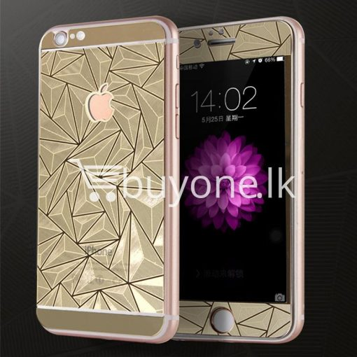 original latest new full 3d protect front and back tempered glass for iphone6 iphone6s iphone6s plus mobile phone accessories special best offer buy one lk sri lanka 95739 510x510 - Original Latest New Full 3D Protect Front and Back Tempered Glass  For iphone6 iphone6s iphone6s plus