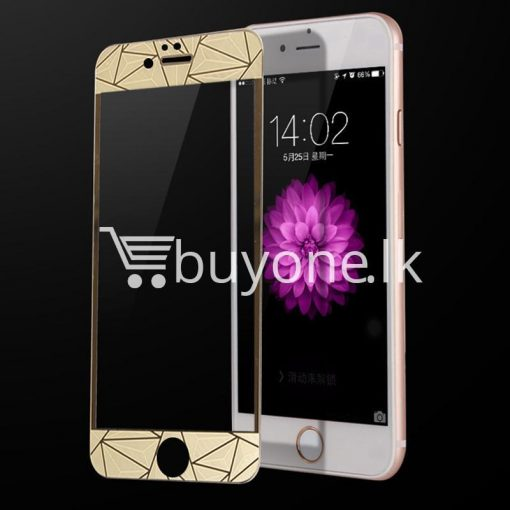 original latest new full 3d protect front and back tempered glass for iphone6 iphone6s iphone6s plus mobile phone accessories special best offer buy one lk sri lanka 95741 510x510 - Original Latest New Full 3D Protect Front and Back Tempered Glass  For iphone6 iphone6s iphone6s plus