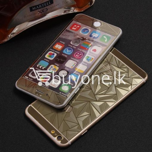 original latest new full 3d protect front and back tempered glass for iphone6 iphone6s iphone6s plus mobile phone accessories special best offer buy one lk sri lanka 95744 510x510 - Original Latest New Full 3D Protect Front and Back Tempered Glass  For iphone6 iphone6s iphone6s plus