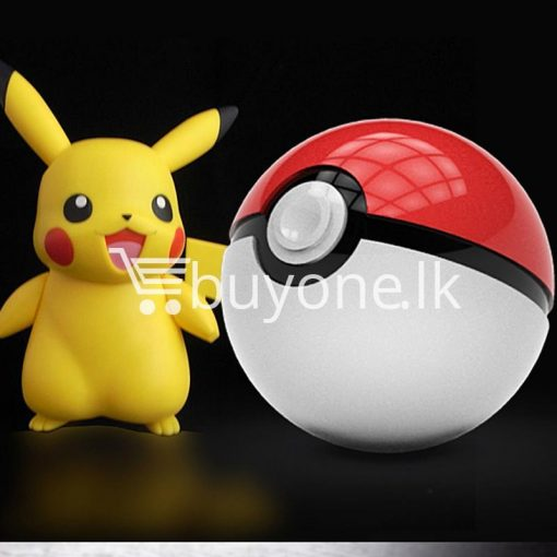 10000mah pokemon go ball power bank magic ball for iphone samsung htc oppo xiaomi smartphones mobile phone accessories special best offer buy one lk sri lanka 18648 510x510 - 10000mAh Pokemon Go Ball Power Bank Magic Ball For iPhone Samsung HTC Oppo Xiaomi Smartphones