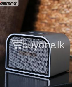 remax m8 mini desktop bluetooth 4.0 speaker deep bass aluminum mobile phone accessories special best offer buy one lk sri lanka 60107 247x296 - Remax M8 Mini Desktop Bluetooth 4.0 Speaker Deep Bass Aluminum
