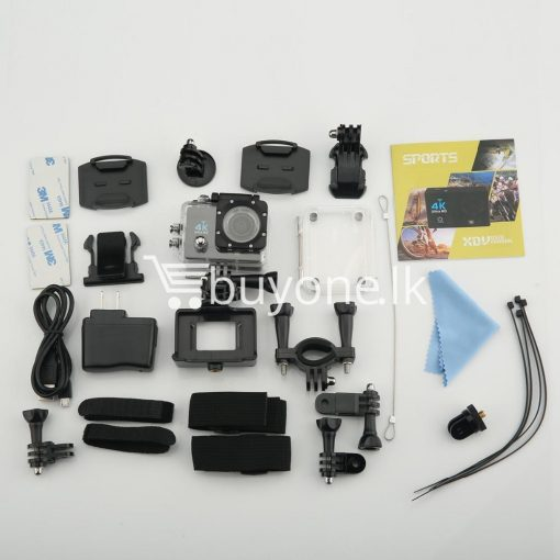 original ultra hd 4k wifi sports action camera waterproof complete set gopro cam style action camera special best offer buy one lk sri lanka 04281 510x510 - Original Ultra HD 4k Wifi Sports Action Camera Waterproof  Complete Set Gopro Cam Style