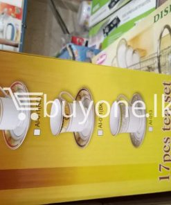 amilex 17pcs tea set home and kitchen special best offer buy one lk sri lanka 99445 247x296 - Amilex 17pcs tea set