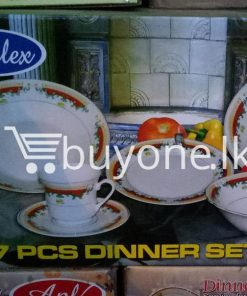 amilex 37pcs dinner set home and kitchen special best offer buy one lk sri lanka 99530 247x296 - Amilex 37pcs Dinner Set