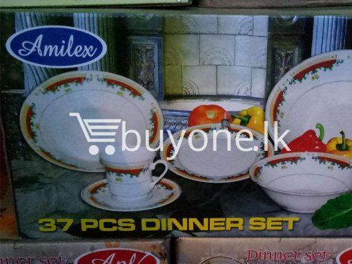 amilex 37pcs dinner set home and kitchen special best offer buy one lk sri lanka 99530 510x383 - Amilex 37pcs Dinner Set