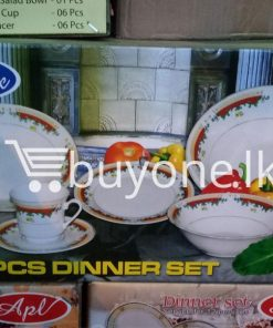 amilex 37pcs dinner set home and kitchen special best offer buy one lk sri lanka 99531 247x296 - Amilex 37pcs Dinner Set