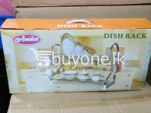 amilex dish rack home and kitchen special best offer buy one lk sri lanka 99481 510x383 - Amilex Dish Rack